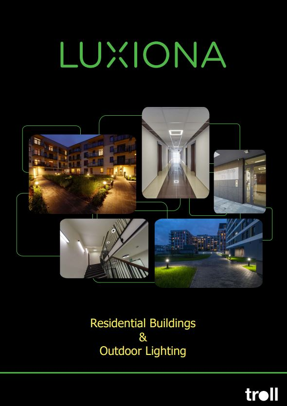 Luxiona Residental Outdoor borito kep