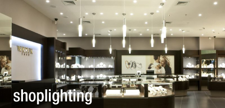 Shoplighting - Elcon Lighting